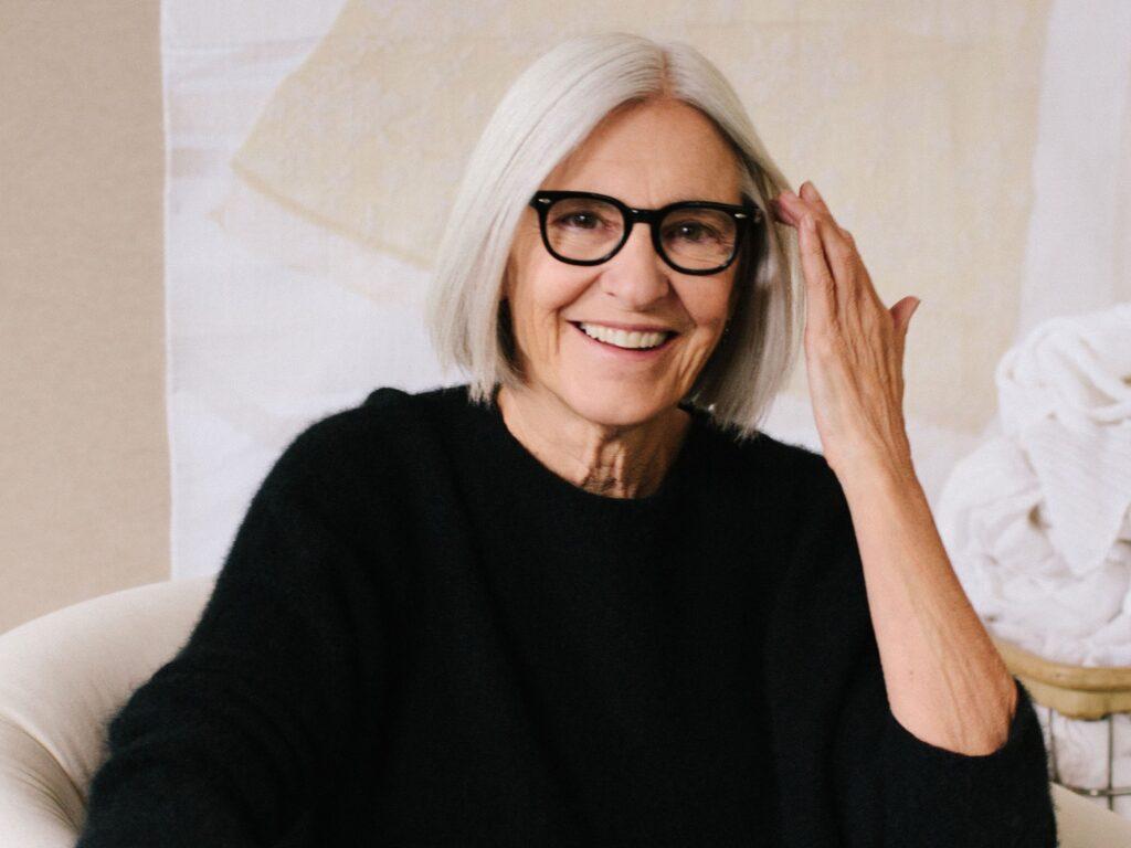 Nhà thiết kế thời trang Eileen Fisher