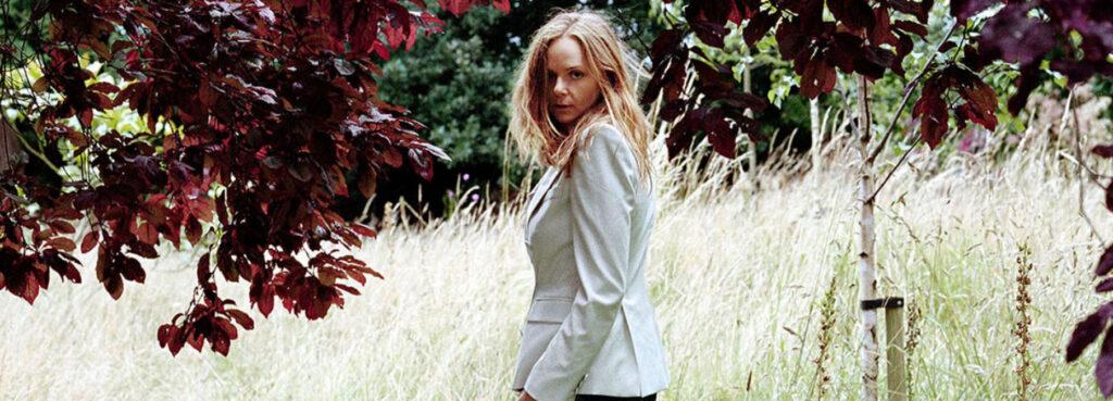 Nhà thiết kế thời trang bền vững Stella McCartney